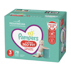Pampers Cruisers 360° Fit