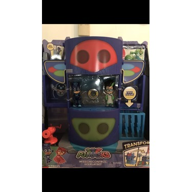 PJ mask headquarter