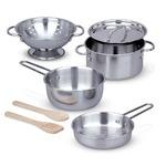 Melissa & Doug pots and pans