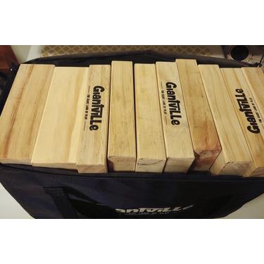 Giantsville Jumbo Wooden Blocks Floor Game