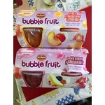 delmonte Bubble fruit Peach Strawberry Lemonade