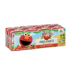 Apple & eve organic juice boxes