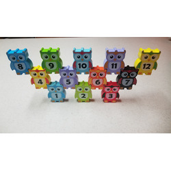 Stacking Owls from Discovery Toys