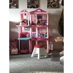 My barbie dreamhouse
