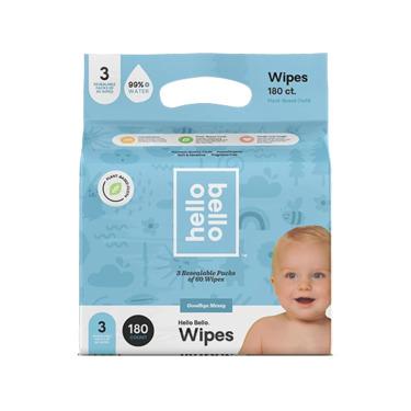 Hello Bello baby wipes