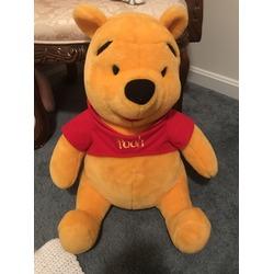 Disney Winnie the Pooh Large stuff animal