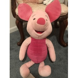 Disney piglet oversized stuff animal