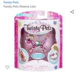 Twisty petz Sheena Lion