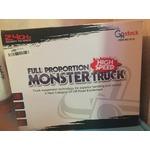 Full Proportion Monster Truck