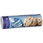 Pillsbury blueberry sweet biscuits
