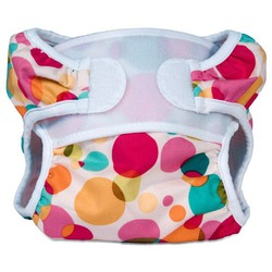 Bummis Swimmi Cloth Diapers, Bubbles, Small (9-15 lbs)