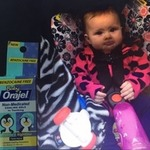 Baby Orajel, Non-Medicated Cooling Gels For Teething Daytime & Nighttime