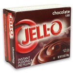 Jell-o Instant Pudding - Chocolate