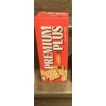Premium plus salted top crackers