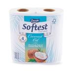 Aldi Coconut toilet tissue