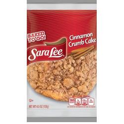 Sara Lee Crumb Cake