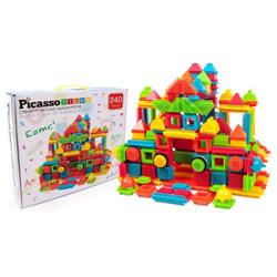Picasso Tiles Bristle Blocks