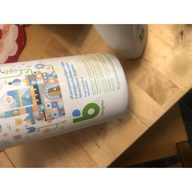 Babyganics All Purpose Surface Wipes, Fragrance Free