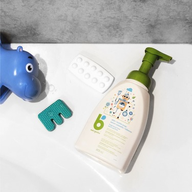Babyganics Foaming Dish & Bottle Soap