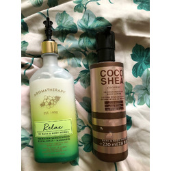 Bath and body works aromatherapy