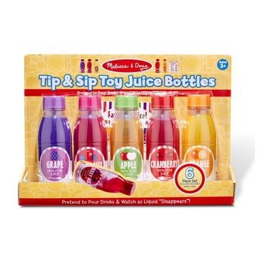 Melissa & doug tip and sip bottles
