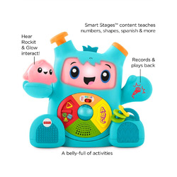 Fisher price dance and groove rockit