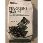 Sea greens Korean roasted seaweed snack