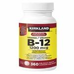 Kirkland signature vitamin B-12