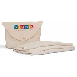 Bummis Organic Cotton Prefolds Diaper, 7-20 Pounds