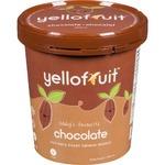 Yellofruit Chocolate Non-Dairy Frozen Banana Dessert