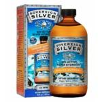 Sovereign Silver - Bio-Active Silver Hydrosol - IMMUNE SUPPLEMENT