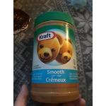 Kraft smooth light peanut butter