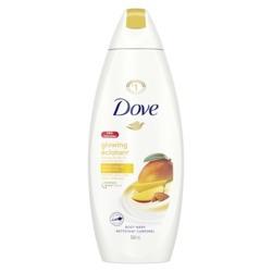 Dove Glowing Mango Butter & Almond Butter Body Wash