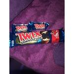 Twix Cookies & Creme Bars