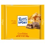 Ritter Sport Cornflakes Chocolate Bar