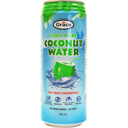 Grace pure coconut water