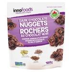 Inno Foods Organic Dark Chocolate Clusters Pumpkin, Quinoa & Flax Seeds