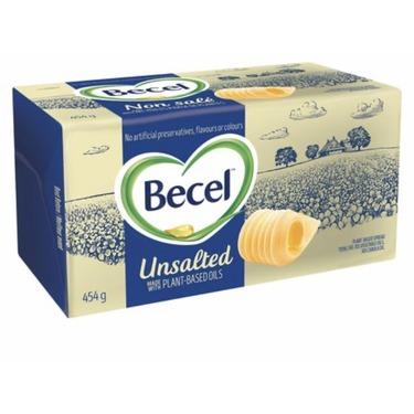 Becel Unsalted Plant-Based Bricks