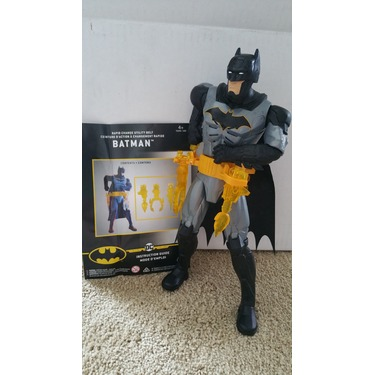 BATMAN Rapid Change Utility Belt 12-inch Deluxe Action Figure