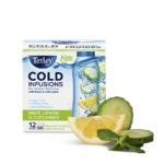 Tetley Cold Infusions - Mint, Lemon & Cucumber