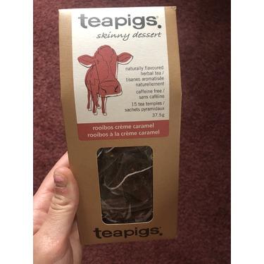 Teapigs Rooibos Crème Caramel
