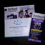 Sambucol black elderberry anti-viral flu care for kids