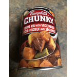Campbell's Chunky Prime Rib with Vegetables