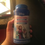 Disney frozen multivitamins