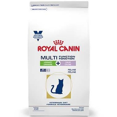 Royal Canin Urinary S/O + Calm Cat Food