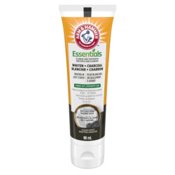 ARM & HAMMER™ Essentials Whiten + Activated Charcoal Fluoride-Free Toothpaste