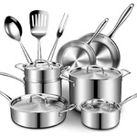 Meyer Stainless Steel Cookwear