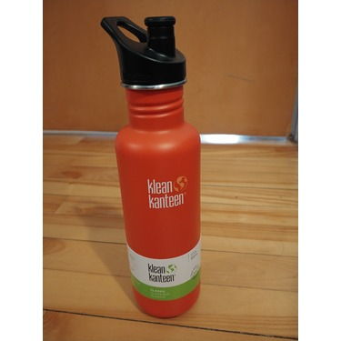 Klean Kanteen 27oz (800ml) Water bottle (bouteille eau)
