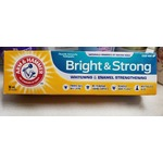 Arm & Hammer Bright & Strong Toothpaste