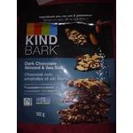 Kind bark dark chocolate almond &sea;salt